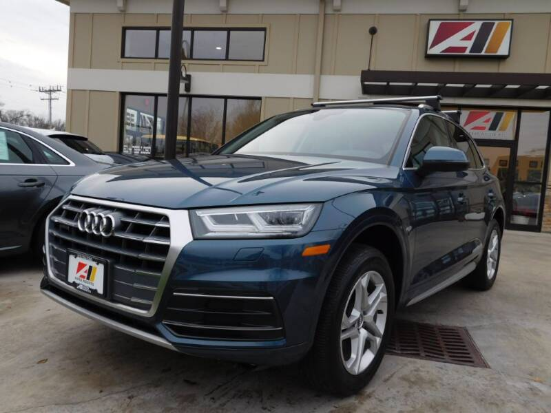 2018 Audi Q5 for sale at Auto Assets in Powell OH