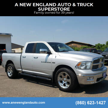 2011 RAM Ram Pickup 1500 for sale at A NEW ENGLAND AUTO & TRUCK SUPERSTORE in East Windsor CT