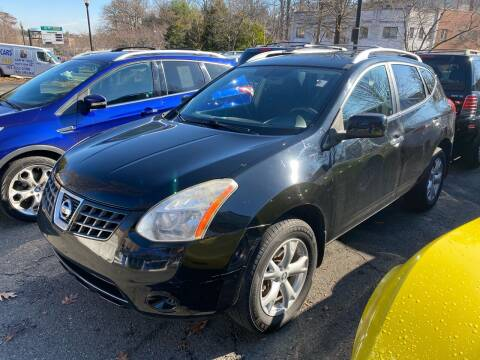 2010 Nissan Rogue for sale at Car World Inc in Arlington VA