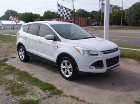 2016 Ford Escape for sale at Smith Auto Finance LLC in Grand Saline TX