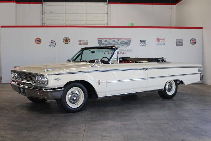 1963 Ford Galaxie 500XL for sale in Fairfield, CA