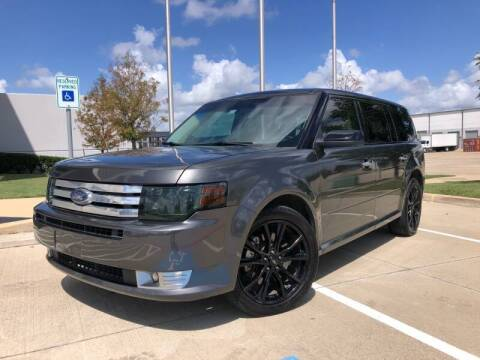 2016 Ford Flex for sale at TWIN CITY MOTORS in Houston TX