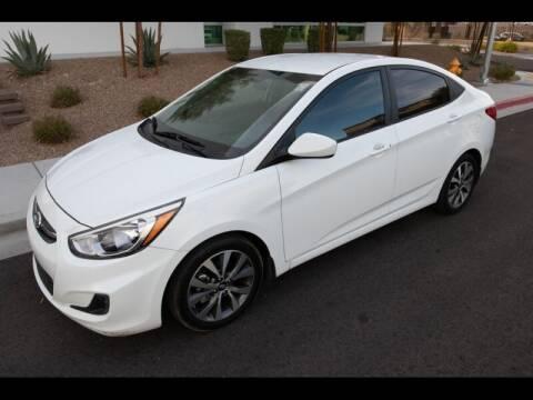 2017 Hyundai Accent for sale at REVEURO in Las Vegas NV