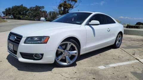 2012 Audi A5 for sale at L.A. Vice Motors in San Pedro CA