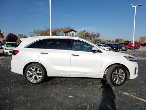 2020 Kia Sorento for sale at Hawk Chevrolet of Bridgeview in Bridgeview IL