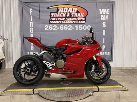 2014 Ducati Superbike 1199 Panigale