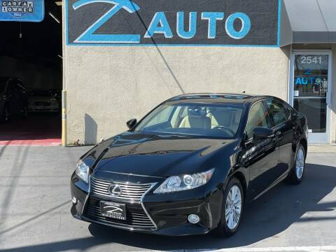 2015 Lexus ES 350 for sale at Z Auto in Sacramento CA