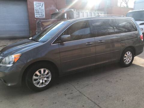 2008 Honda Odyssey for sale at Square Business Automotive in Milwaukee WI