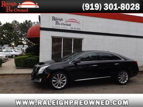 2016 Cadillac XTS for sale at Raleigh Pre-Owned in Raleigh NC