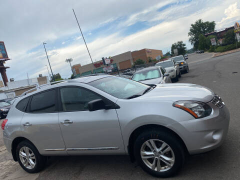 2015 Nissan Rogue Select for sale at Sanaa Auto Sales LLC in Denver CO
