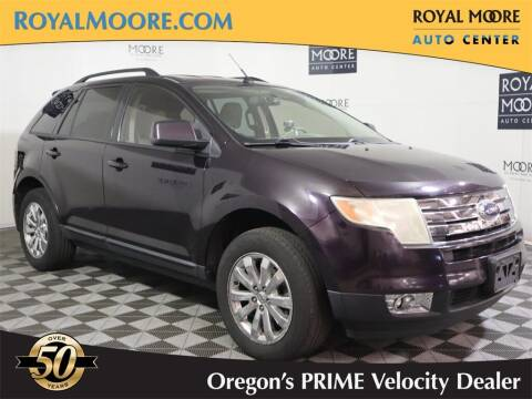 2007 Ford Edge for sale at Royal Moore Custom Finance in Hillsboro OR