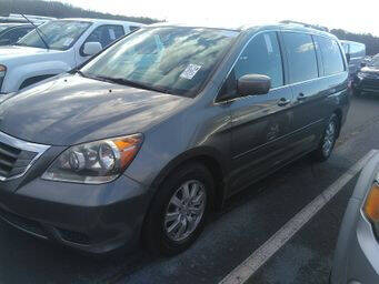 2009 Honda Odyssey for sale at Centre City Imports Inc in Reading PA