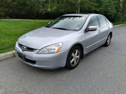 2004 Honda Accord for sale at Jan Auto Sales LLC in Parsippany NJ
