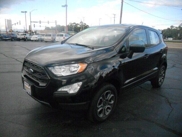 2018 Ford EcoSport for sale at Windsor Auto Sales in Loves Park IL