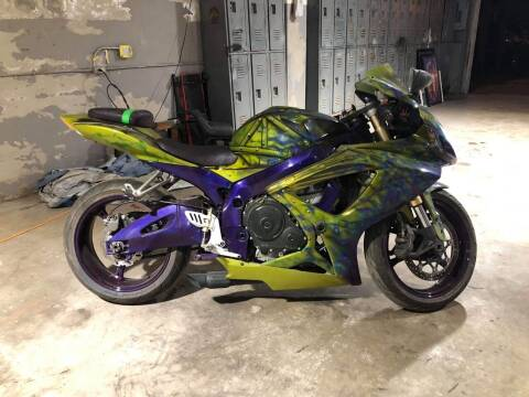 2006 Suzuki GSX-R600 for sale at Crescent Collision Inc. in Jefferson LA