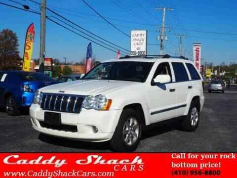 2010 Jeep Grand Cherokee for sale at CADDY SHACK CARS in Edgewater MD