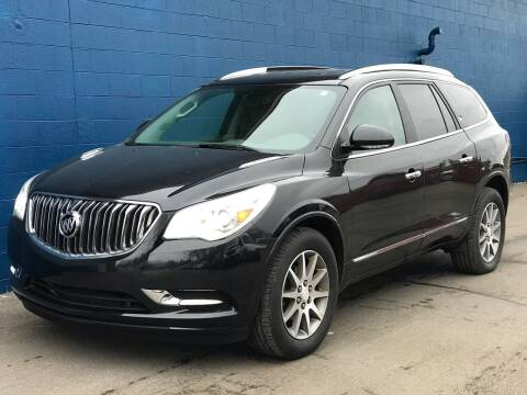 2014 Buick Enclave for sale at Omega Motors in Waterford MI