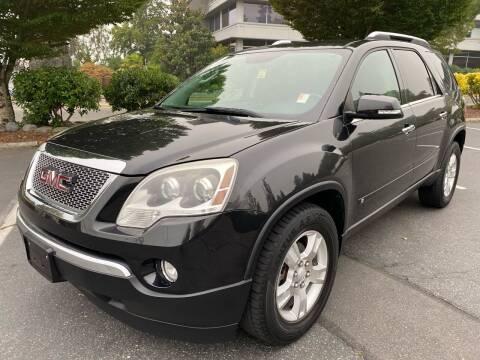 2009 GMC Acadia for sale at South Tacoma Motors Inc in Tacoma WA