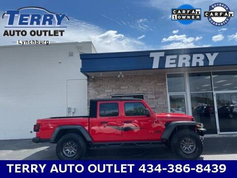 2020 Jeep Gladiator for sale at Terry Auto Outlet in Lynchburg VA