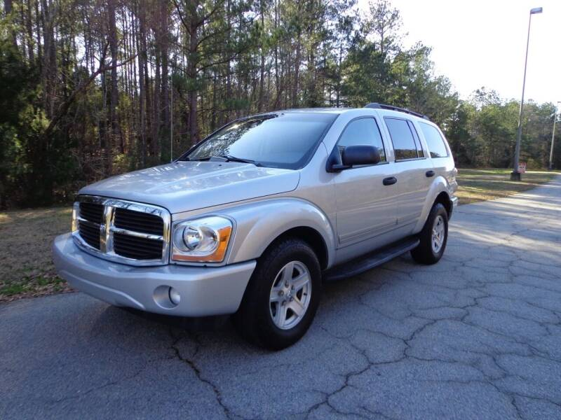 2004 Dodge Durango for sale at CAROLINA CLASSIC AUTOS in Fort Lawn SC