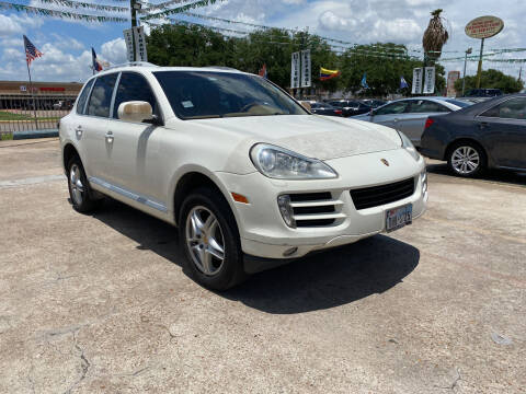 2009 Porsche Cayenne for sale at SOUTHWAY MOTORS in Houston TX