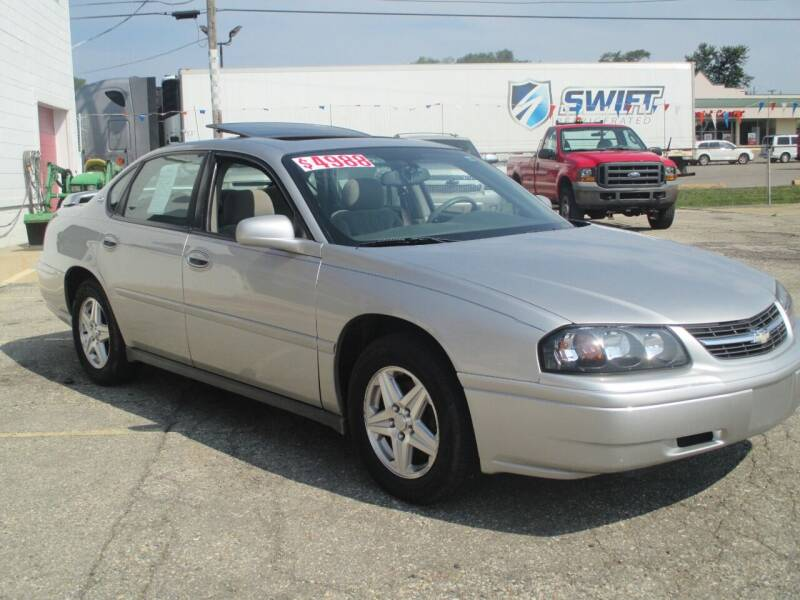 2005 Chevrolet Impala for sale at Summit Auto Sales Inc in Pontiac MI
