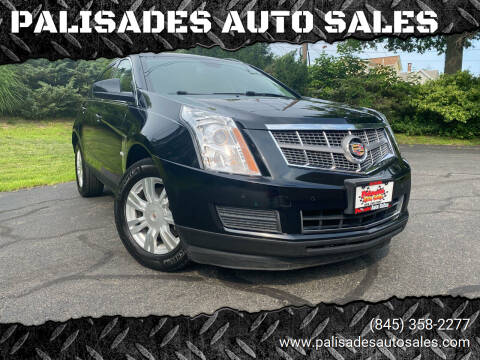 2011 Cadillac SRX for sale at PALISADES AUTO SALES in Nyack NY