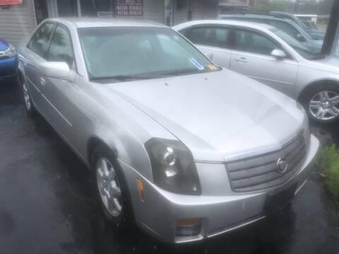 2005 Cadillac CTS for sale at Trinity Motors in Lackawanna NY