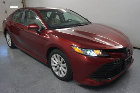 2018 Toyota Camry for sale at World Auto Net in Cuyahoga Falls OH