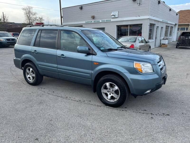 2006 Honda Pilot for sale at Fairview Motors in West Allis WI