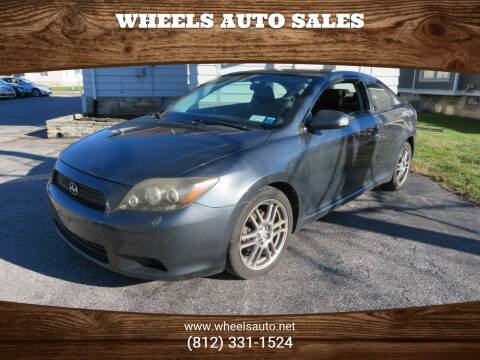 2008 Scion tC for sale at Wheels Auto Sales in Bloomington IN