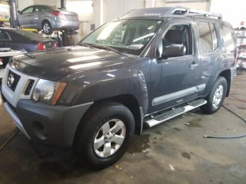 2012 Nissan Xterra for sale at Cj king of car loans/JJ's Best Auto Sales in Troy MI
