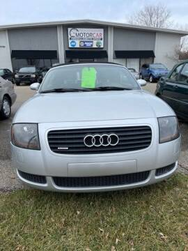 2001 Audi TT for sale at Grand Rapids Motorcar in Grand Rapids MI