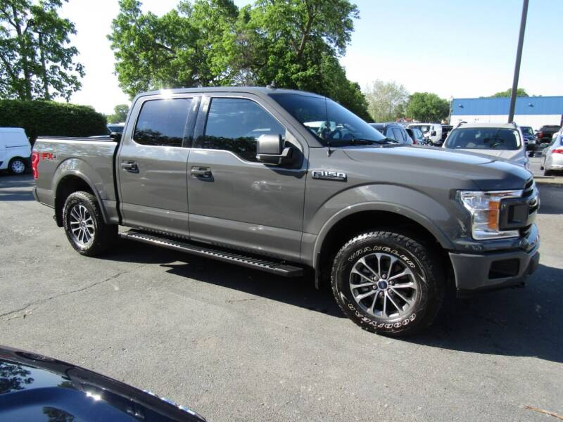 2020 Ford F-150 for sale at 2010 Auto Sales in Troy NY