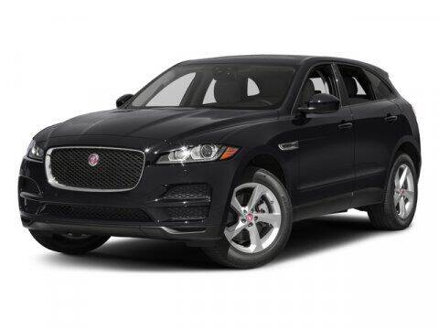 2017 Jaguar F-PACE for sale at BMW OF ORLAND PARK in Orland Park IL