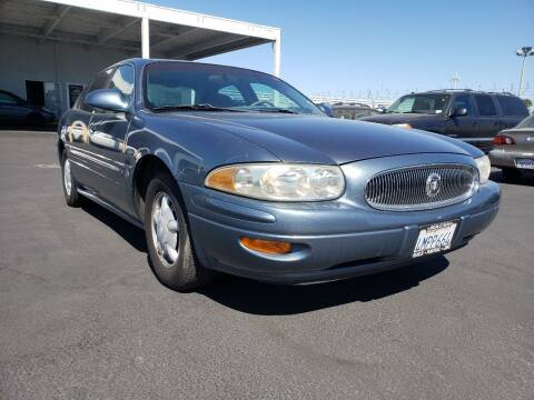 2000 Buick LeSabre for sale at Express Auto Sales in Sacramento CA