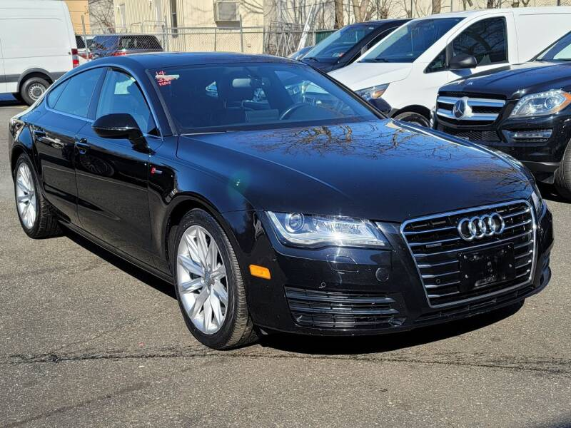 2014 Audi A7 for sale at AW Auto & Truck Wholesalers  Inc. in Hasbrouck Heights NJ