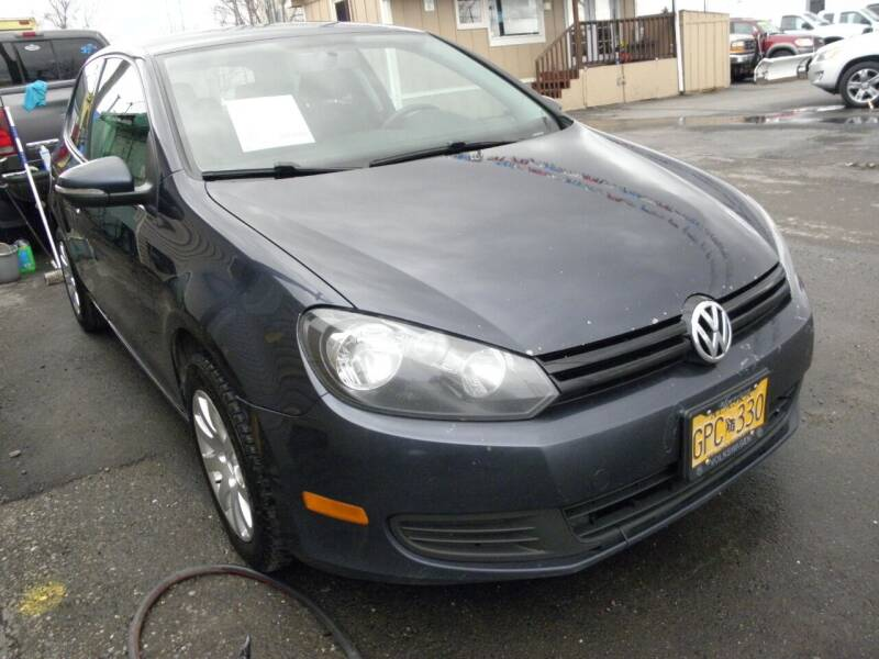 2013 Volkswagen Golf for sale at ALASKA PROFESSIONAL AUTO in Anchorage AK