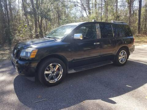 2004 Nissan Armada for sale at J & J Auto of St Tammany in Slidell LA