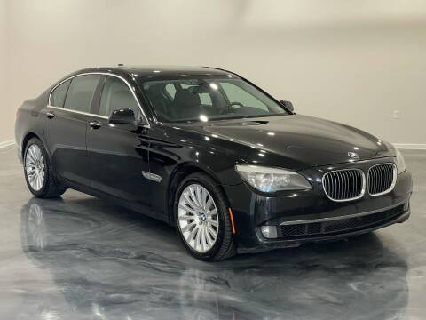 2011 BMW 7 Series for sale at RVA Automotive Group in Richmond VA