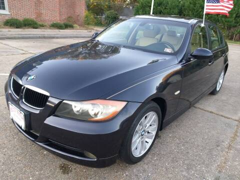 2006 BMW 3 Series for sale at Hilton Motors Inc. in Newport News VA
