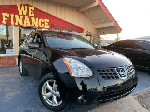 2010 Nissan Rogue for sale at Caspian Auto Sales in Oklahoma City OK