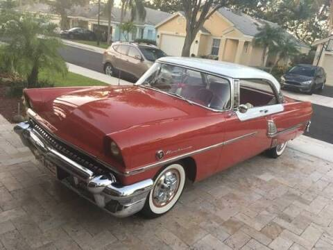 1955 Mercury Monterey for sale at Classic Car Deals in Cadillac MI