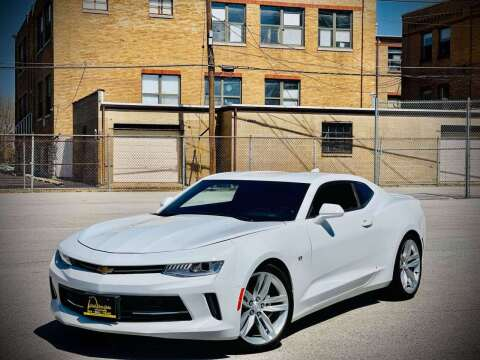 2017 Chevrolet Camaro for sale at ARCH AUTO SALES in St. Louis MO