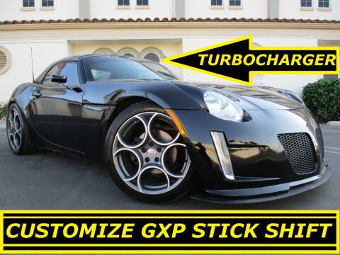 2007 Pontiac Solstice for sale at ALL STAR TRUCKS INC in Los Angeles CA