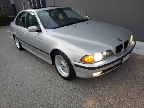 2000 BMW E39 540I for sale at Classic Car Deals in Cadillac MI