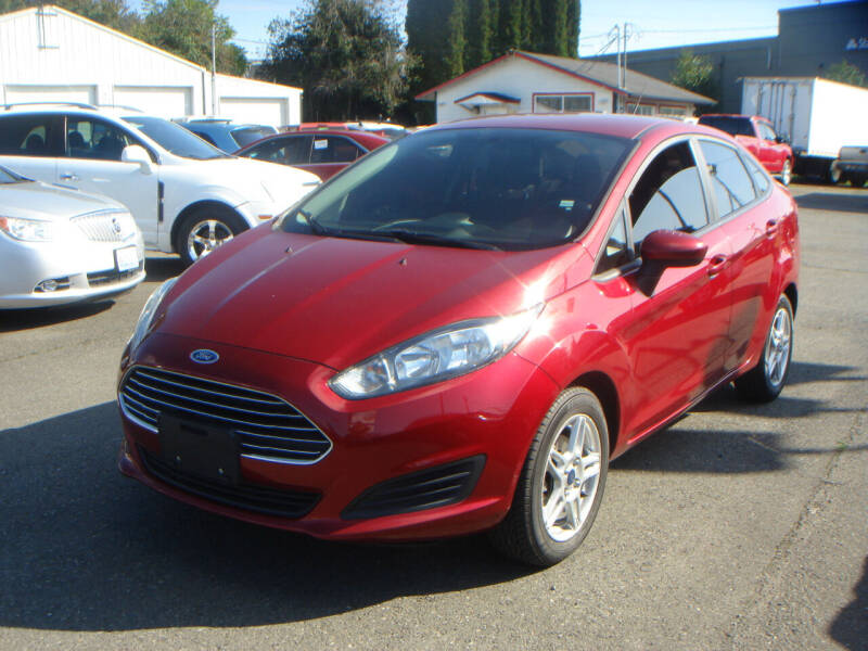 2017 Ford Fiesta for sale at Sound Auto Land LLC in Auburn WA