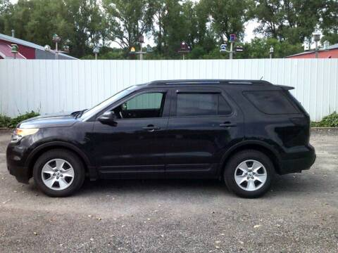 2014 Ford Explorer for sale at Chaddock Auto Sales in Rochester MN
