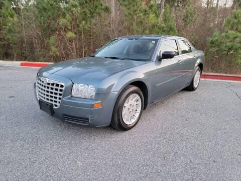 2005 Chrysler 300 for sale at MJ AUTO BROKER in Alpharetta GA