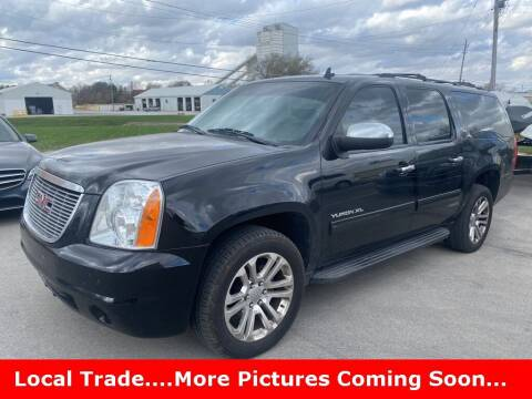2014 GMC Yukon XL for sale at Coast to Coast Imports in Fishers IN